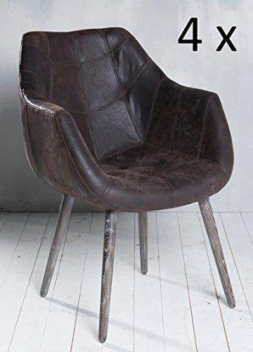 Nett Stuhl Sessel Leder Stuhl Leder Stuhle Esszimmerstuhle Leder