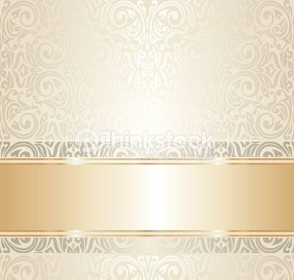 Bright Shiny Luxury Wedding Vintage Invitation Pattern Background Wedding Invitation Background Wedding Background Wallpaper Wedding Background