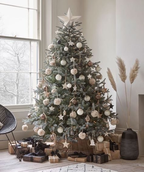 Christmas tree trends 2019 – the most fashionable ways to dress your tree | Ideal Home