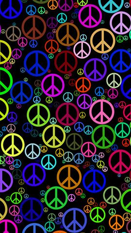 Peace Signs Cool Wallpapers For Phones Peace Sign Art Phone Wallpaper Free peace sign screensavers wallpaper