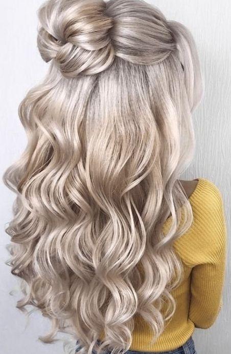 Stylish Hair Style Looks For 2020 In 2021 Long Hair Styles Hair Styles Bun Hairstyles