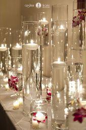 #Beautiful #Candles #ways #Wedding #wwwweddingforwar