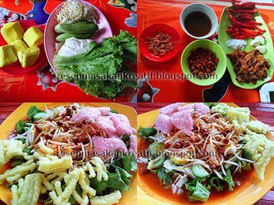 Resep Asinan Sayur Betawi Bumbu Kacang Makanan Ringan Sehat Resep Masakan Indonesia Resep Masakan