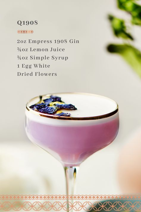 Fancy Drinks, Bar Drinks, Yummy Drinks, Alcoholic Drinks, Simple Gin Drinks, Beverages, Gin Recipes, Alcohol Drink Recipes, Cocktail Recipes