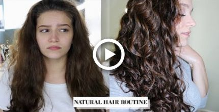 My Wavy Curly Hair Routine Favorite Products 2b 2c 3a Hair In