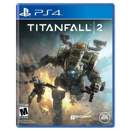 Titanfall 2 Electronic Arts Playstation 4 014633368741 Ps4 Or