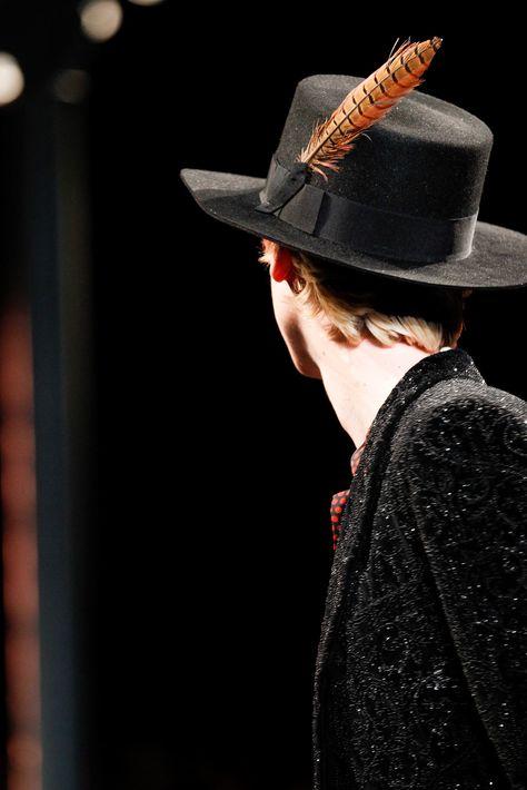 Saint Laurent Spring 2015 Menswear Accessories Photos - Vogue