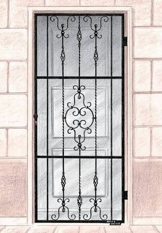 Pin De Walter Agostini En Kovana Ograda Puertas De Hierro Ventanas De Hierro Puertas De Hierro Forjado