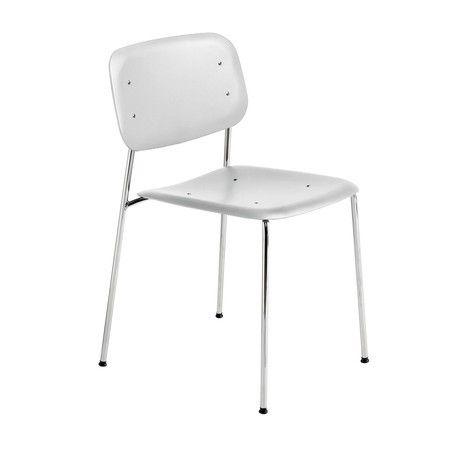 Soft Edge P10 Stuhl Gestell Stahl Verchromt In 2019 New