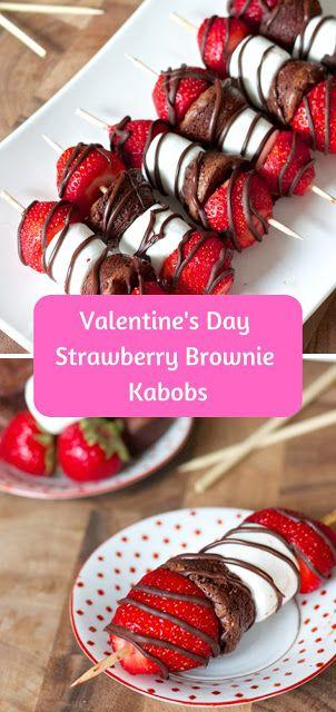 9 Super Easy Desserts for Valentine's Day - Cocinando con Alena
