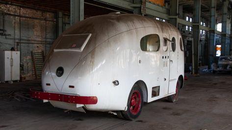 1937 western clipper motorhome