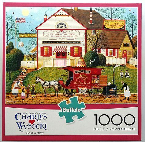 wysocki puzzles 1000 piece