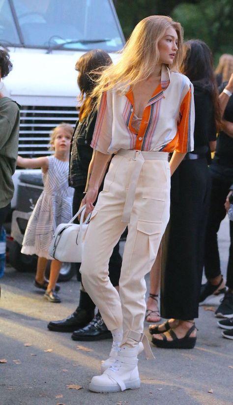 Gigi Hadid - Ralph Lauren après 2018