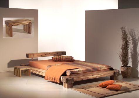 Lit En Bois Cali Lit En Bois Moderne Lit Design Modele De Lit