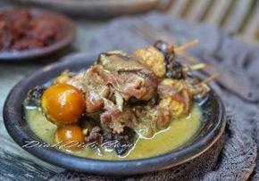Jerohan Bumbu Terik Dipraktekkan Di Rumah Resep Masakan Makanan Resep Makanan