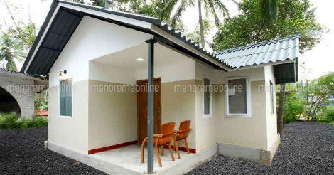 4 Lakh Model House Village House Design Kerala House Design Low Budget House