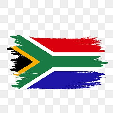 South Africa Flag Transparent Watercolor Painted Brush South Africa South Africa Flag South Africa Flag Vector Png Transparent Clipart Image And Psd File For Africa Flag South Africa Flag Flag Background