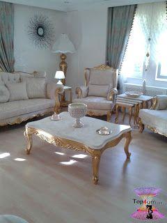 انتريهات أمريكي مودرن من احدث تصميمات الانتريهات الامريكى فخامة ورقي American Furniture Furniture Coffee Table American Furniture
