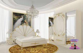افخم غرف نوم للعرسان موديل 2020 Modern Bedroom Furniture Modern Bedroom Furniture
