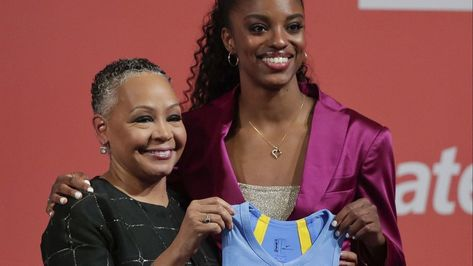 Diamond DeShields: 5 things to know about the Sky draft pick — Chicago Tribune