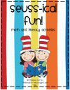 Printables & Worksheets for a Dr. Seuss Theme