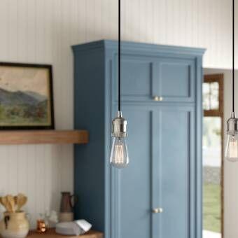 Finch 5 Light Kitchen Island Pendant Reviews Birch Lane Vintage Led Bulbs Bulb Incandescent Bulbs