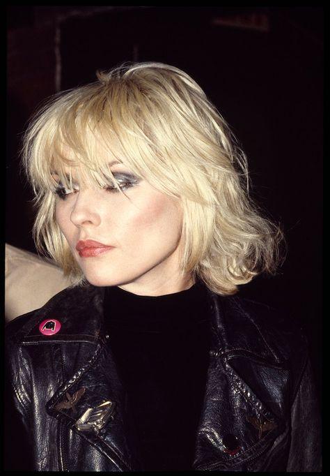 Debbie Harry late 70s