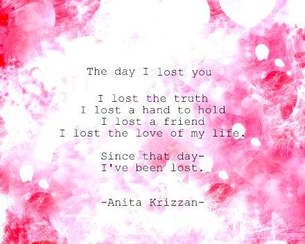 100 best Anita Krizzan images on Pinterest | Poem, Poetry and Quote
