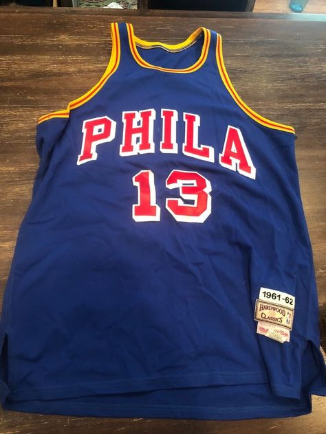 459ec3355 philadelphia warriors basketball jersey  fashion  clothing  shoes   accessories  mensclothing  othermensclothing (ebay link)