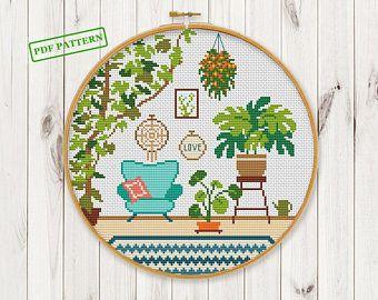 Cross Stitch Patterns A Thoughtful Sampler 5 Patterns Projects Crafts