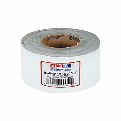 Sponsored Ebay Eternabond Roof Repair 2 X 50 Rv Rubber Roof Seal Epdm Repair White Roof Leak Repair Leak Repair Repair Tape