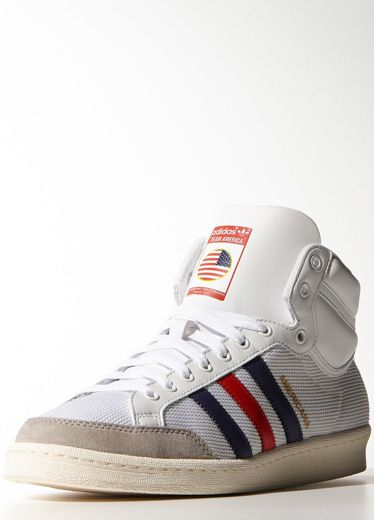 Adidas Americana High Top trainers size 10