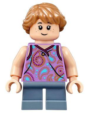 LEGO Jurassic World Alan Grant Minifigure 75932 Minifig Only!