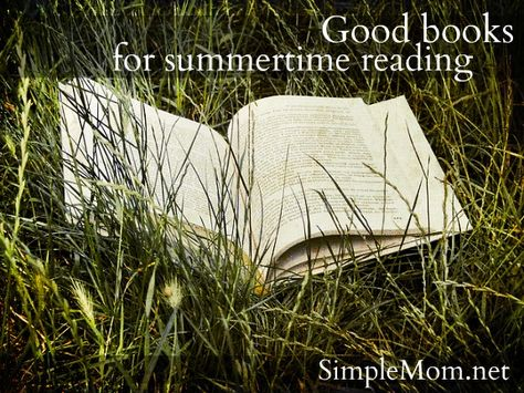 6 good summertime reads