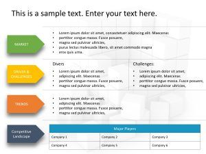 Use Business Review Summary Powerpoint Template To Showcase The