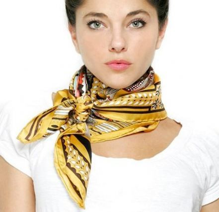 57 ideas how to wear a scarf around your neck turbans