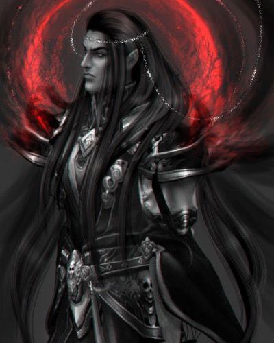 Melkor Melkor Morgoth Male Fairy Melkor