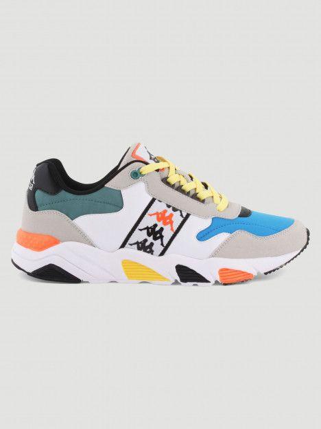 Papa Shoes Runnings Kappa Venturi Kappa Multicolore Achat Papa