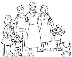 Resultado De Imagen Para Pintar Familia De Jesus библейская