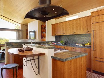 Slab and backsplash