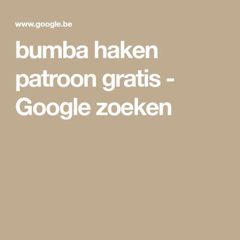 List Of Pinterest Bumba Haken Gratis Patroon Pictures Pinterest