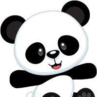 pin by kim nicely on panda pinterest panda clip art and bears rh pinterest com au panda bear clip art for valentines day panda bear clip art free