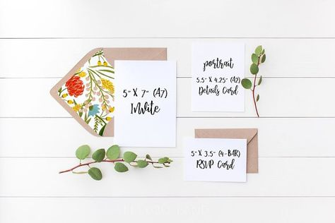 Wedding Suite Mockup Manzanita S5 By Leeloo Land On