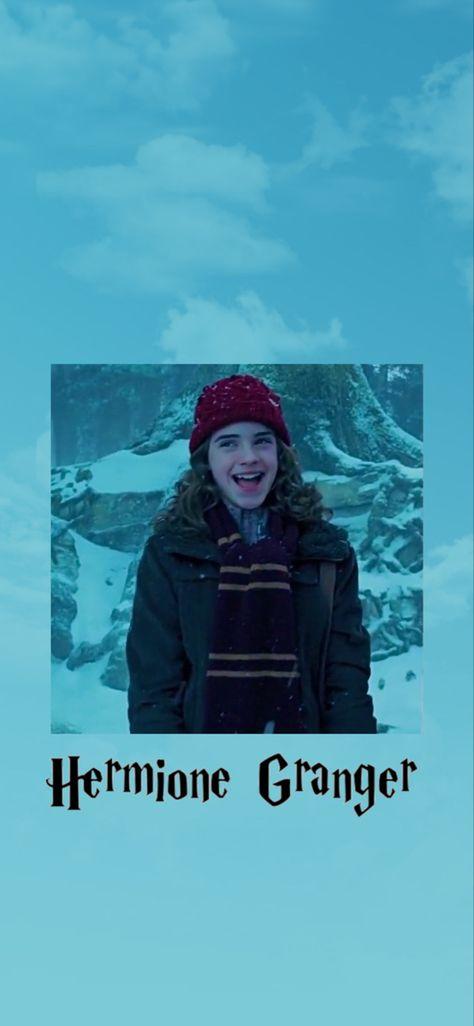hermione granger // wallpaper🌊💫