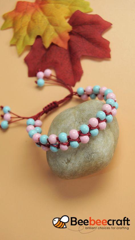 handmade jewelry diy bracelets ideas * handgemachter schmuck diy armbänder ideen * joyería hecha a mano diy pulseras ideas