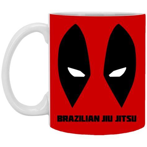 Superhero Gear Brazilian Jiu Jitsu JJ BJJ Crewneck Pullover Sweatshirt 8 oz.