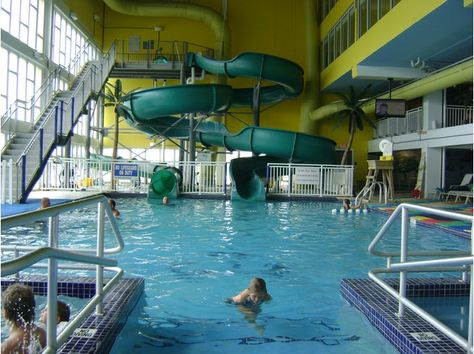 16 extraordinary indoor pool slide inspiration photograph idea indoor pools pinterest indoor pools and pool slides - Cool Indoor Pools With Slides