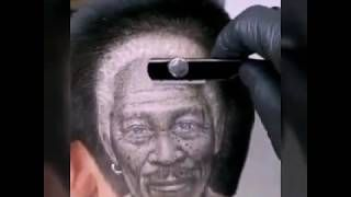 حلاقة الشعر للرجال حلاقة الشعر بنفسك حلاقات 2019 حلاقات عصرية للرجال شعر قصير شعر طويل حلاقات 2020 حلاقة الشعر للأطفال حلاقة ا Portrait Tattoo Portrait Tattoos