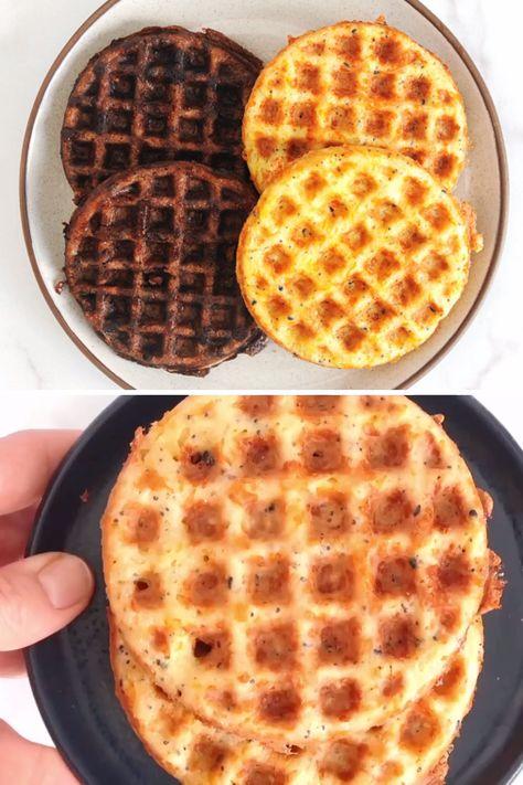 Easy Keto Chaffle Recipe
