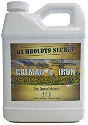 Amazon com : Humboldts Secret Calcium, Magnesium & Iron - Liquid